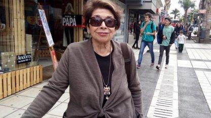 La prueba está a la vista: Ana María es joven a los 75