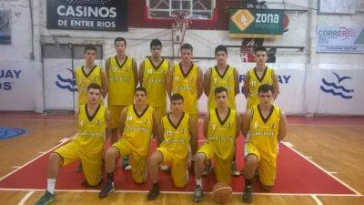 U19: Zaninetti pasó a las semifinales