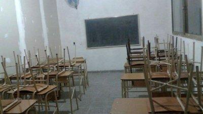 En diez días robaron tres veces en una escuela entrerriana