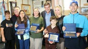 Reconocimiento a los Medallistas Iberoamericanos