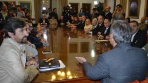 La UCU firmó un convenio con la Vicegobernación