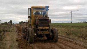 Buscan garantizar el acceso a las escuelas rurales y la salida de la producción