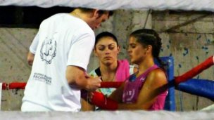 Boxeadoras uruguayenses al campeonato nacional