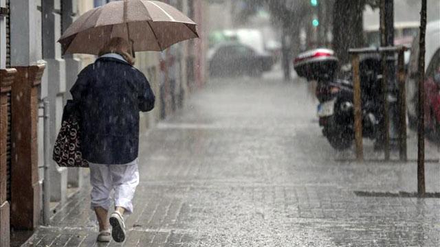 Prevén lluvias y tormentas en Veracruz por Onda Tropical número 11