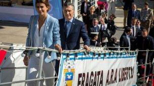 """Macri, en Hamburgo: """"aislados no llegamos a ningún lado"""""""