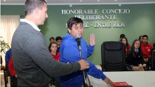Lanzaron la 5° edición del Concejo Deliberante Estudiantil