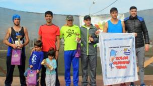 Pereira y Quiñones fueron ganadores de la 19º edición