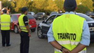 Un agente de tránsito, denunciado por agredir a un menor