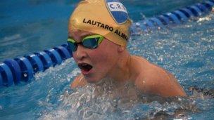 Nadadores de Regatas, ganadores en el campeonato entrerriano