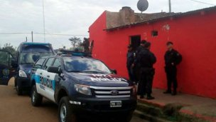 Los integrantes de la banda narco quedaron detenidos