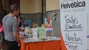 Se desarrolló la Feria del Libro y Paseo Cultural en la Casa de Urquiza