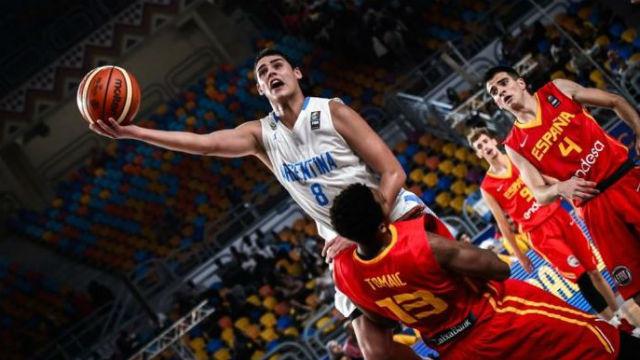 El de Paraná jugó el mundial U19 en Egipto.