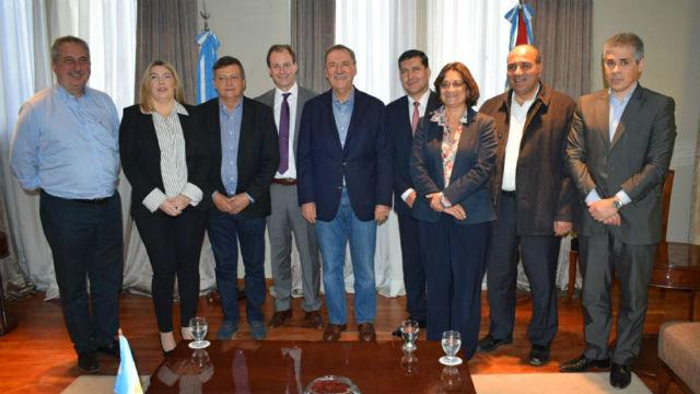 En mayo se reunieron en Casa de Entre Ríos.