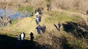 Vuelven a rastrillar el lugar donde hallaron muerta a Susana