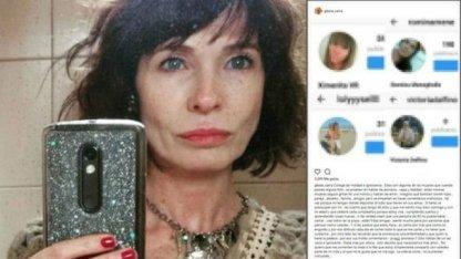 Gloria Carrá escrachó a las seguidoras que hacen