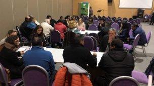 San José participó del primer taller de adaptación al cambio climático