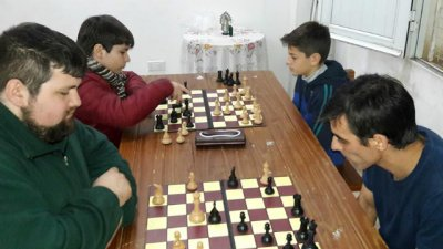 Arrancó el Torneo de Ajedrez