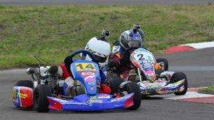 Karting en el Autódromo local: un sueño que lleva tres fechas