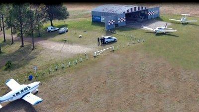Aeroclub entrerriano se suma a la búsqueda del avión desaparecido