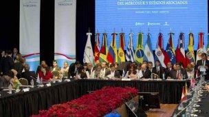 Cumbre del Mercosur: los empresarios tomaron la indagatoria como un trámite