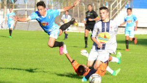 El Sub15 le ganó 3 a 0 a Colón
