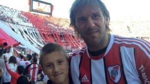 Marcos Milinkovic y su familia, golpeados por la tragedia