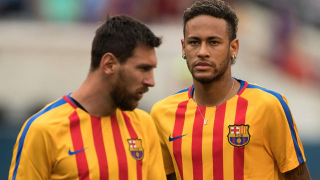 Lionel Messi se despide de Neymar con emotivo video