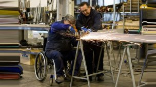 Los discapacitados, postergados en empresas