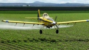 Agroquímicos: la distancia aérea que propondría Nación