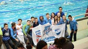 Nadadores de Regatas, campeones y subcampeones nacionales