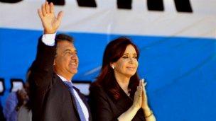 ¿Urribarri pasará el domingo en el bunker de CFK?