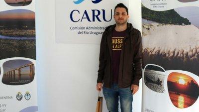 Un sanjosesino, autor del nuevo logo de la Caru