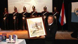 Roberto Romani presentó un documental sobre Bruno Alarcón