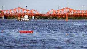 Detectaron restos de agroquímicos en el río Gualeguaychú