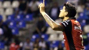 Bou fue uno de los goleadores en la victoria del Xolos de Tijuana