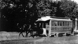 146 años atrás, una ciudad entrerriana apostaba a los tranvías