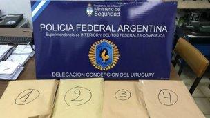 Habrían allanado escuadrón de Gendarmería en Entre Ríos