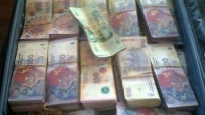 Polémica judicial con brasileño que llevaba $300 mil por RN 14
