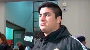 """""""Ahora espero Justicia"""", dijo una de las víctimas de abuso de Escobar Gaviria"""