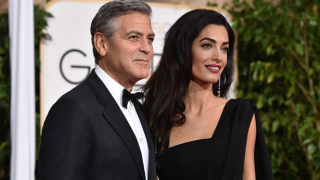 Luchan los Clooney contra grupos de odio
