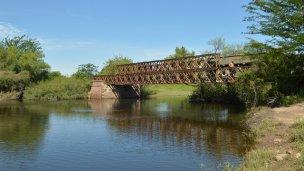 Colocarán el nuevo puente a Talita