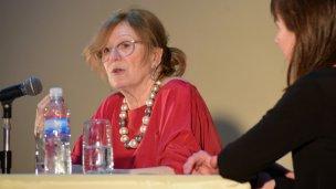 Graciela Frigerio inauguró  la Cátedra Abierta
