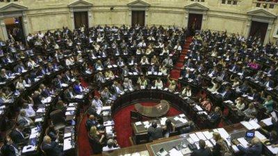 Reforma previsional: podría tratarse el lunes