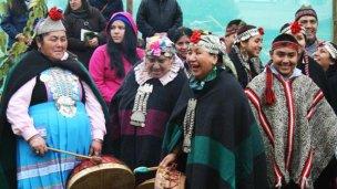 El cisma es un problema de la Argentina, no sólo mapuche