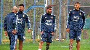 Revés para Argentina: seguirá en repechaje