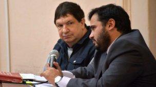 Escobar Gaviria quiere poner fin a su prisión preventiva