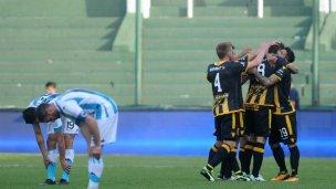 Copa Argentina: Olimpo goleó y eliminó a Racing
