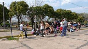 Gendarmería retuvo micro con jóvenes deportistas entrerrianos