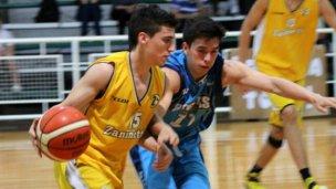U19: Zaninetti no se clasificará