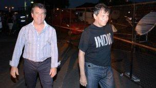 Urribarri y Báez, a indagatoria por presunta corrupción